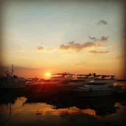 photograpy photographychallenge yachtclub sunset goldenyellow freetoedit pcthegoldenhour