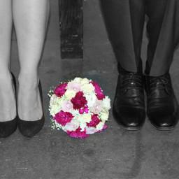 wedding flowerbouquet eccolorsplasheffect colorsplasheffect