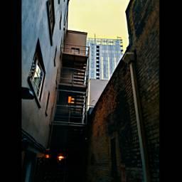 alley alleyway supersecretspyway