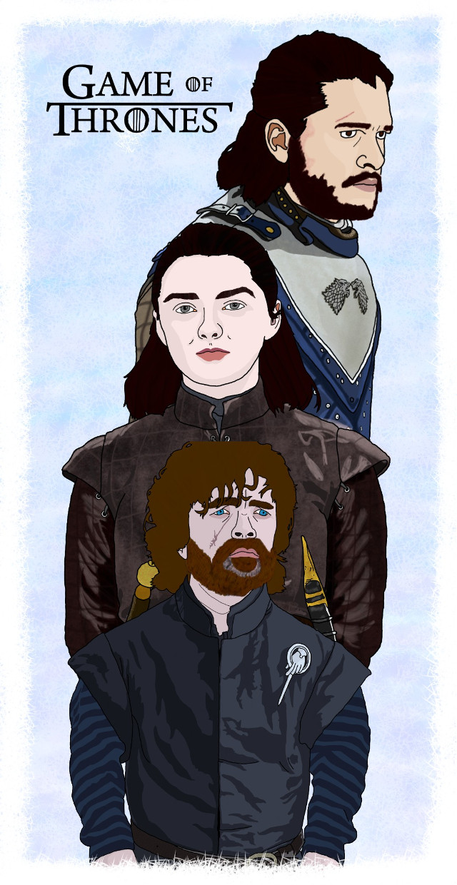 One more day till #gameofthrones  #freetoedit