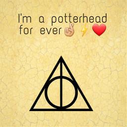 potterhead harry potter fan picsart freetoedit