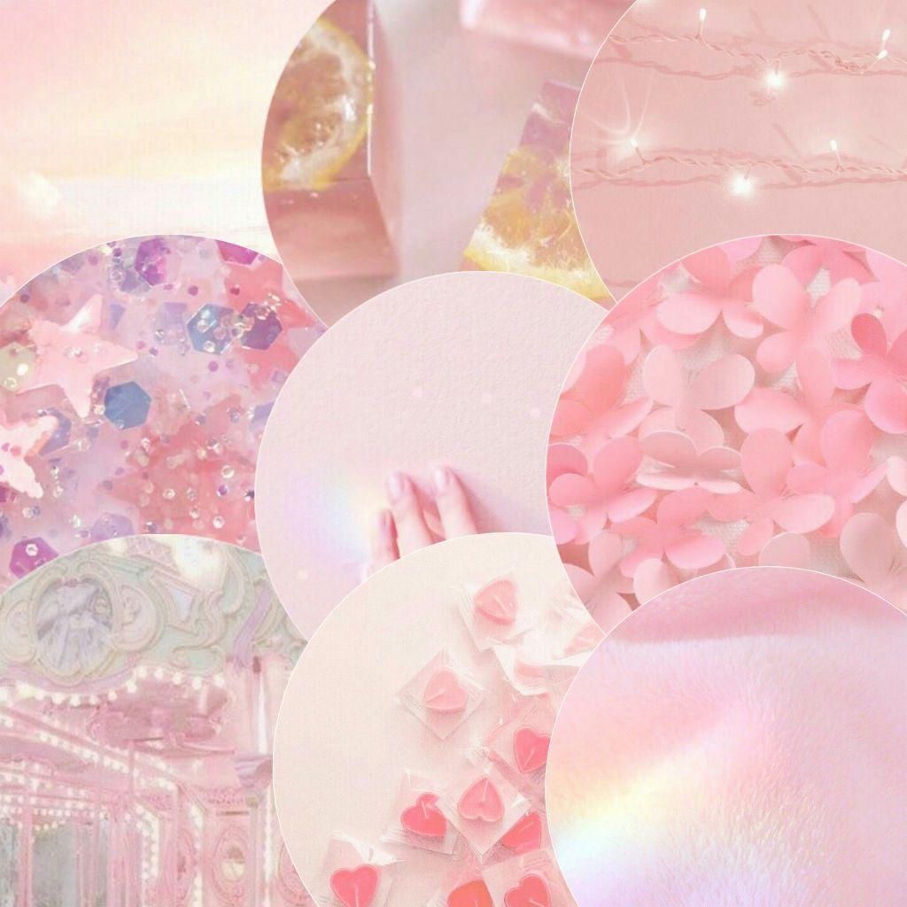 Ts7 Aesthetic Background Pink Pastel Kawaii Cutie