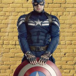 avengers capitanamerica freetoedit