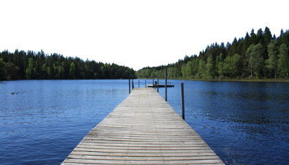 ftestickers landscape lake ramp dock freetoedit