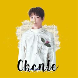 chenle chenleedit nctchenle edit yellow