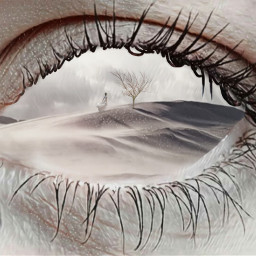 freetoedit edit desert surreal alonewoman ircblossoming