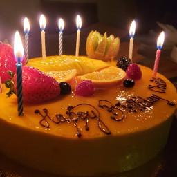 freetoedit cake mago candle birthday pcstilllifephotography