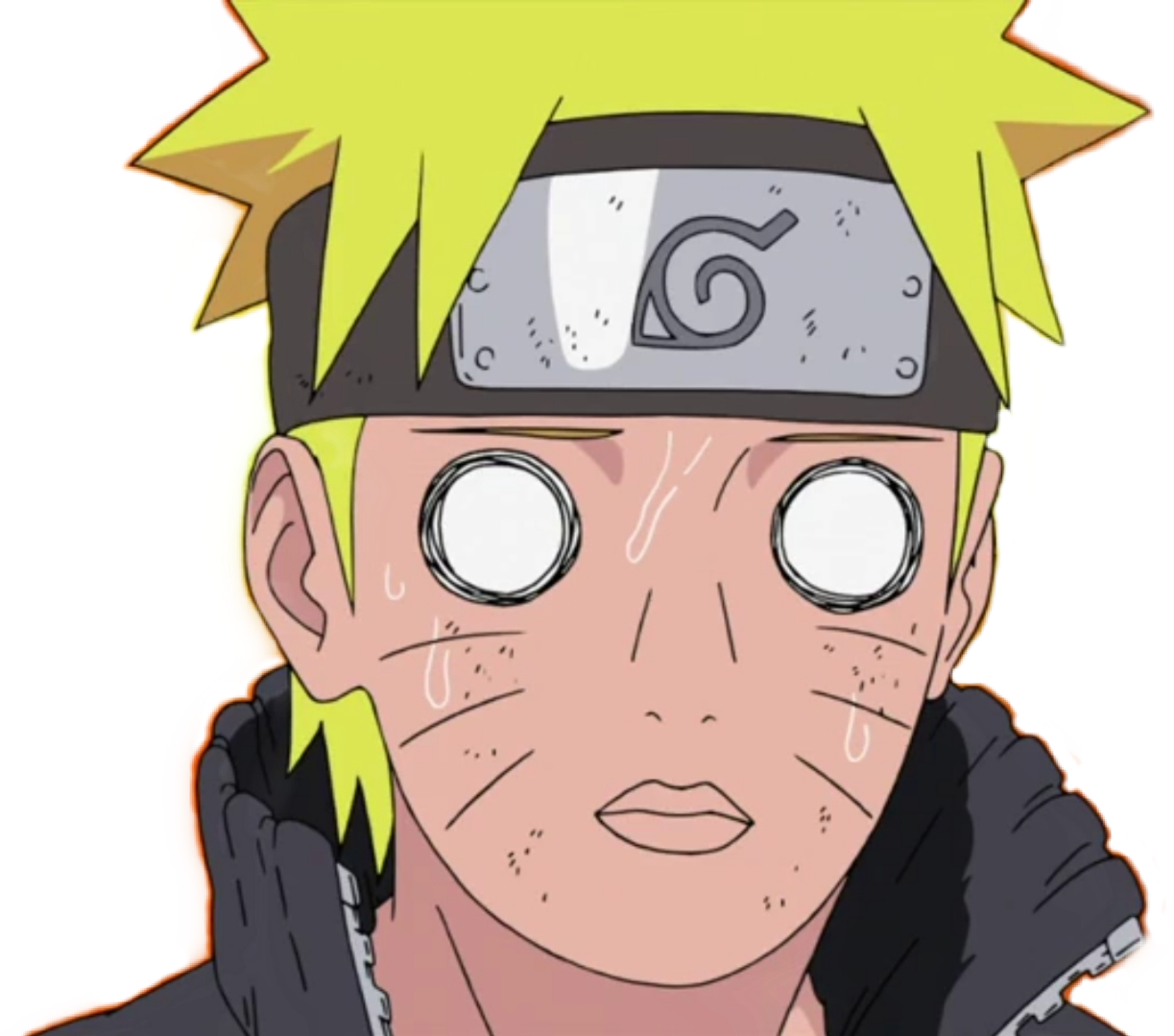 Naruto Sticker Whatsapp Sticker By Hibarikazekage