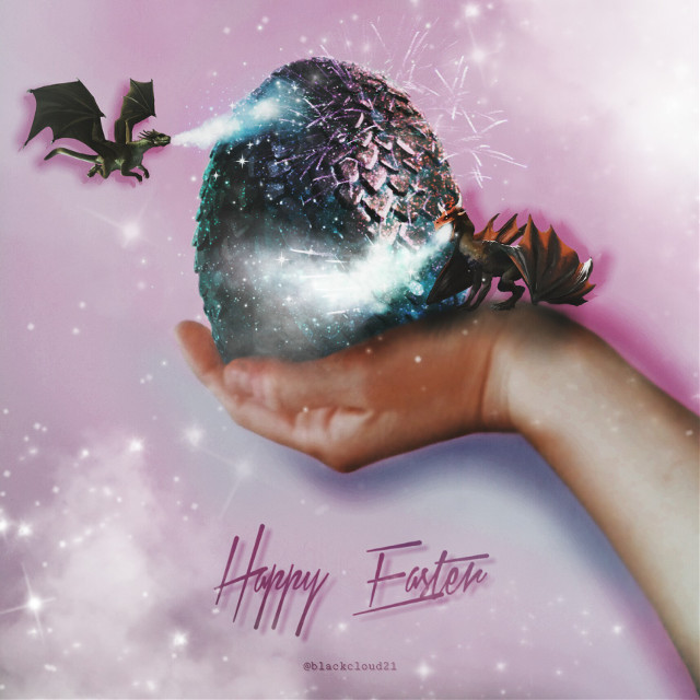 #easter #dragonegg #madewithpicsart #dragon  #madebyme #magic #magical #colorful  #myedit #myphoto #glitter @picsart