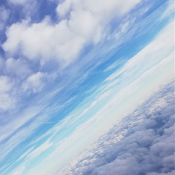 freetoedit pcairplaneview airplaneview clouds sky pcinthesky