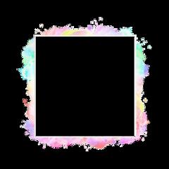 astethic aesthetic asthetic quadrado rainbow freetoedit