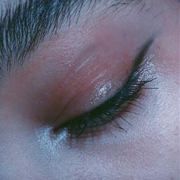 freetoedit eye eyelashes eyebrows eyesclosed