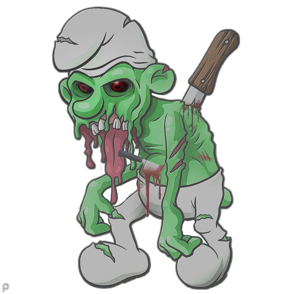 #green #effects #cartoon #horrors #horror #horrorart #schlumpf #smurf #blood #picsartpassion_de #myedit #myediting #selfmade #madebyme #sticker #pap_creation #fte #ftestickers #@xxba666xx