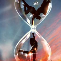 freetoedit time angel tiempo relojdearena ircdancinginthelight