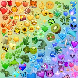 freetoedit backround hintergrund emoji hintergrundfarbig