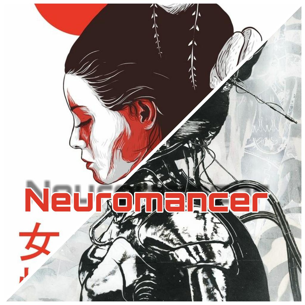 cyberpunk neuromancer art retrowave synthwave asian jap