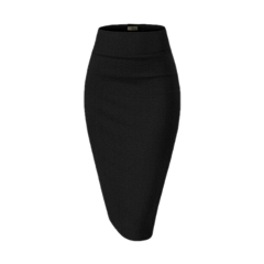 skirt pencilskirt tight casual dressy freetoedit