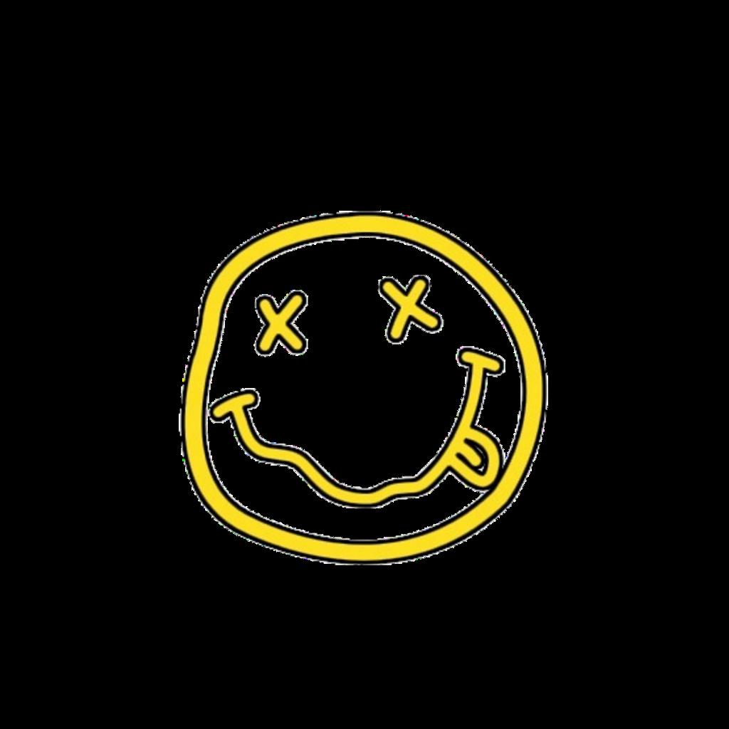 #nirvana #emoji #yellow #tumblr #beautiful