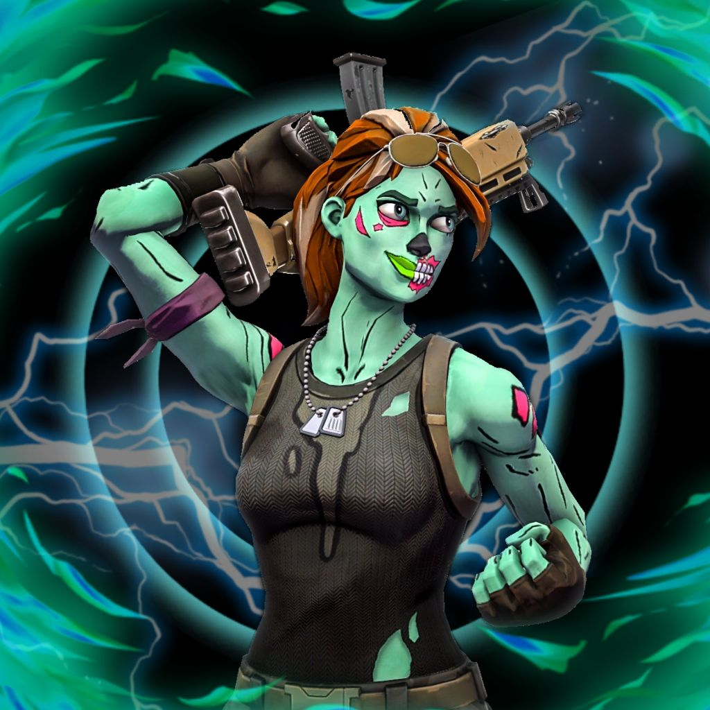 Freetoedit Fortnite Ghoultrooper Gamergirl