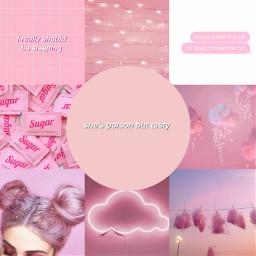 freetoedit pinkaesthetic pink sicklysweet sweetbutpsycho