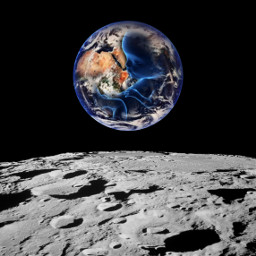 earthday planetearth surreal baby outerspace freetoedit