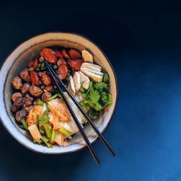 foodporn foorphotography kimchi bowlfood bulgogi pcmylunch