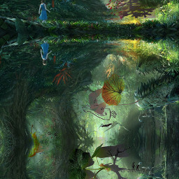 overlay blending fairyforest shadowplay