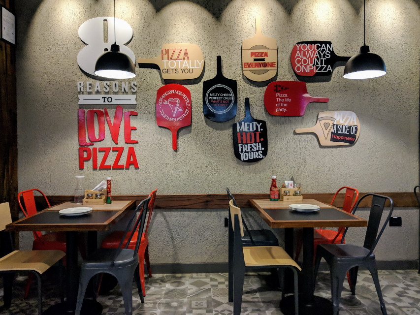 #freetoedit #pizza#restaurant #photography