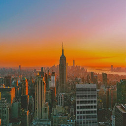 newyorkcity nyc manhattan bigapple empirestatebuilding freetoedit