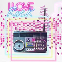 freetoedit neon music ircradio radio