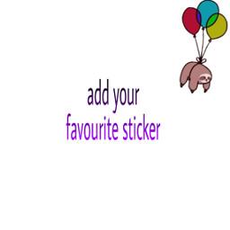 cute tublr sloth favourite freetoedit