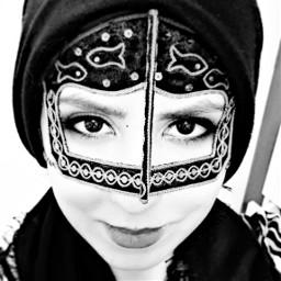 freetoedit blackwhite selfie freetoeddit neghab