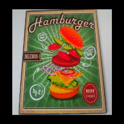 freetoedit hamburger