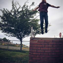 jumpingforjoy dresden wall brick playing
