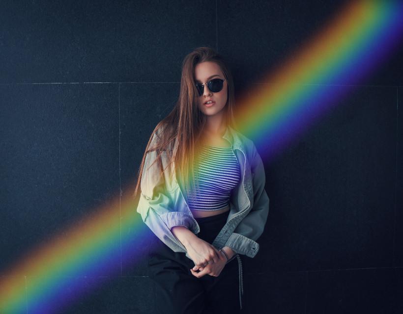 #freetoedit #rainbowbrush