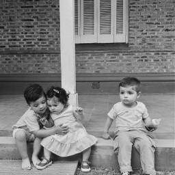 blackandwhite kidsphoto kids girl boys pcblackandwhitestreets
