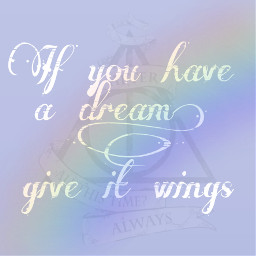 dream dreams believeinyourdreams wings edit freetoedit