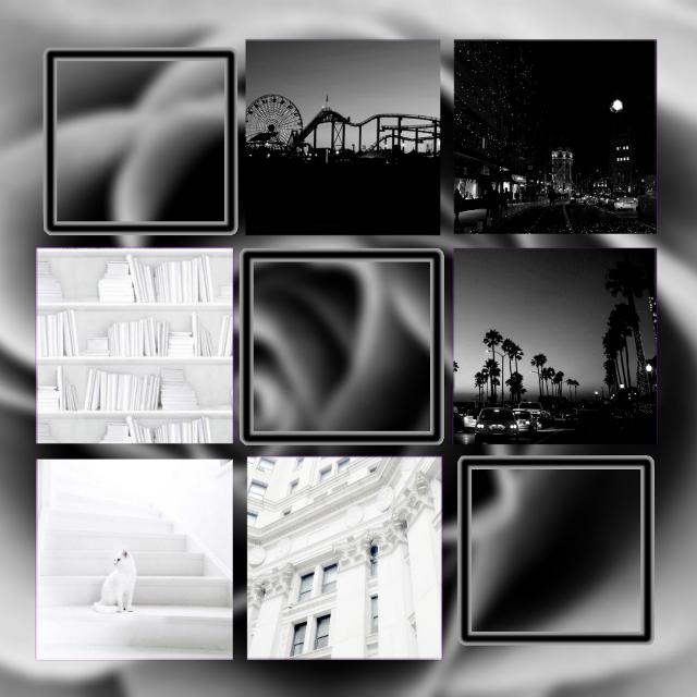 Black and white template . . . . #template #blackandwhite #blackaesthetic #whiteaesthetic #freetoedit