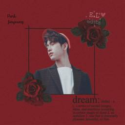 freetoedit jinyoung jinyoung_got7 love❤️ love