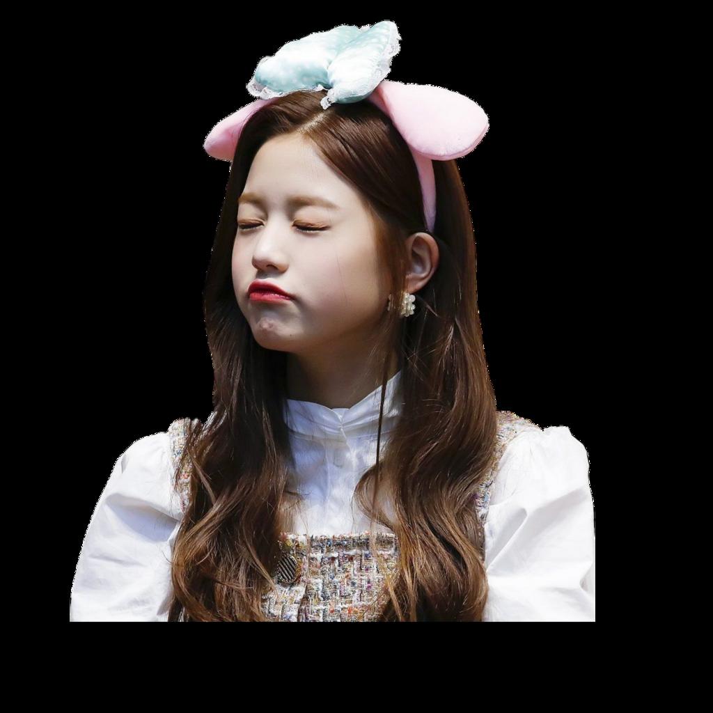 izone wizone jang wonyoung makmae cute maknae kpop girl