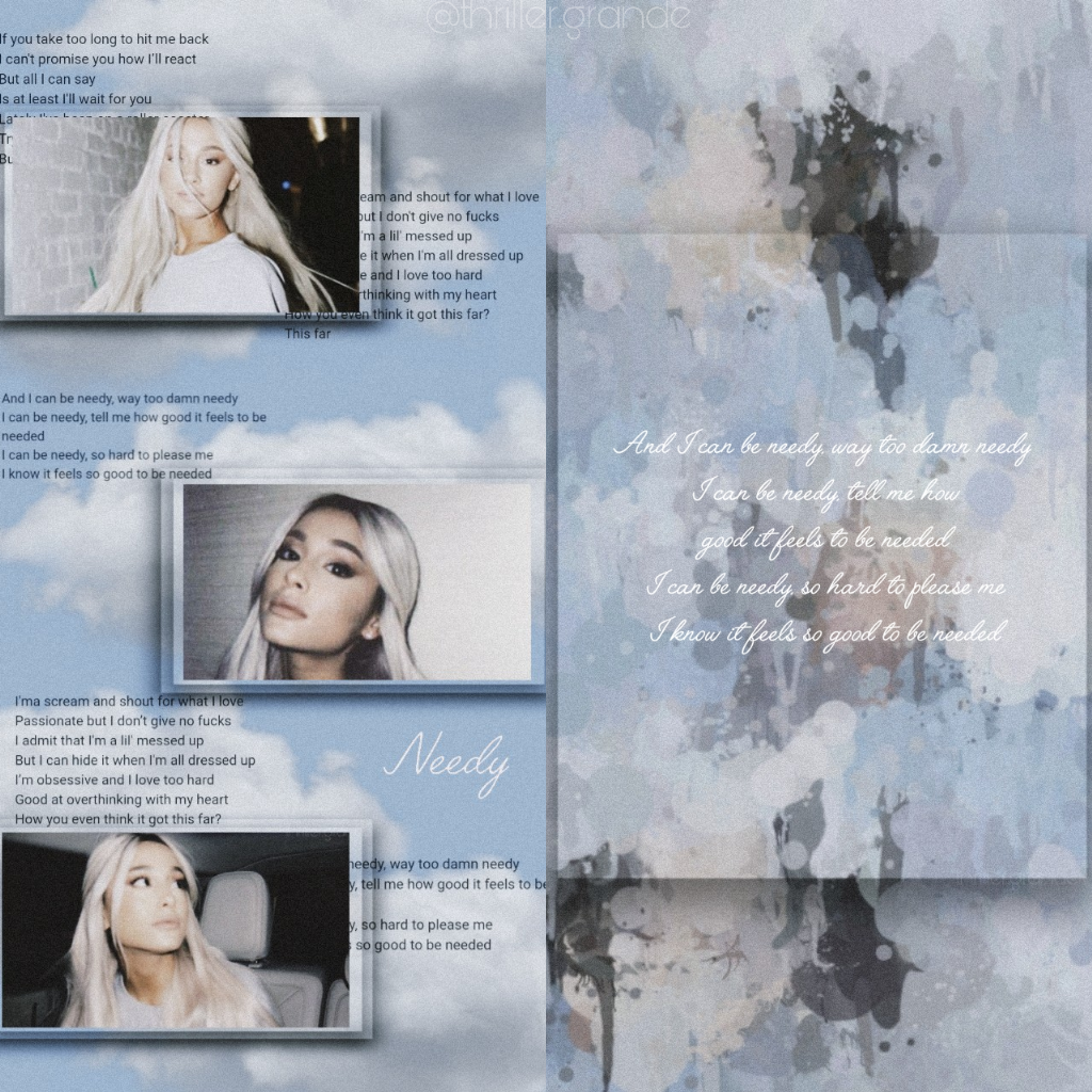 Ariana Grande Aesthetic Wallpaper Ariana Grande Songs