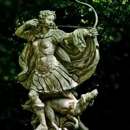 sculpture hunting historic @csefi