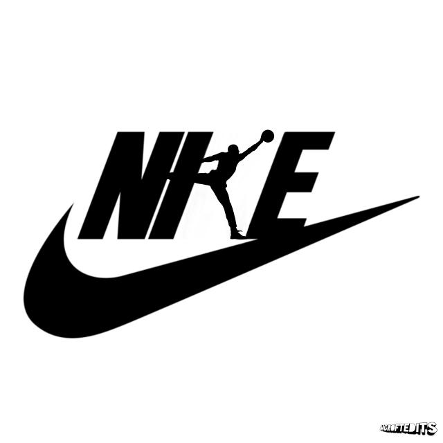 #freetoedit Nike and Airjordan logo concept #nike #airjordan #madewithpicsart #logo #picsart #sports #shoes