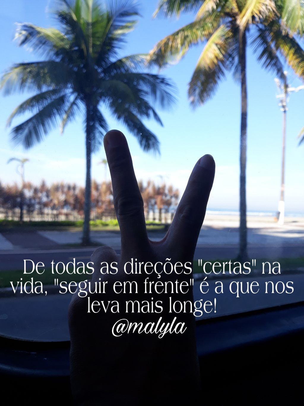 Bom Dia Frases Image By Marilia Lyla
