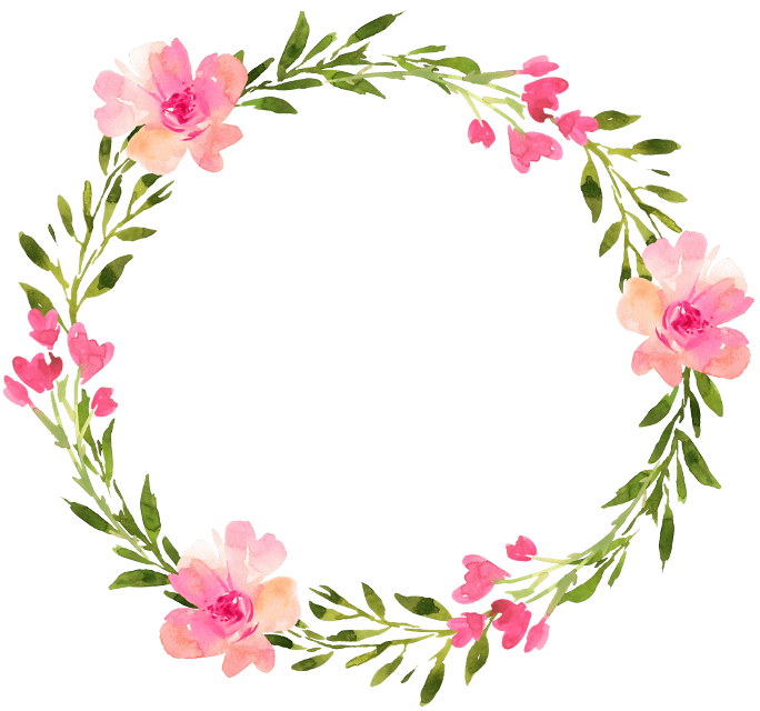#circulo #flower #watercolor