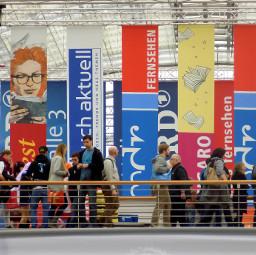 flag flags bookfair leipzigerbuchmesse interesting pcbanners