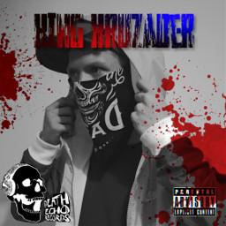 kingkruzader hiphopartist grime deathechorecords creater freetoedit