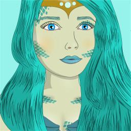 freetoedit mermaid mermay dcmermaidworld mermaidworld