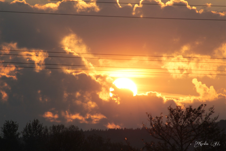 Sunrise today  #freetoedit