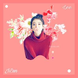 freetoedit kpop iu kpopedits leejieun